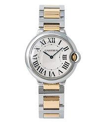Cartier Ballon Bleu Beige Dial Unisex Watch