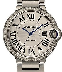 Cartier Ballon Bleu de Cartier 36 mm Steel