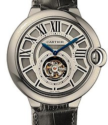 Cartier Ballon Bleu de Cartier Flying Tourbillon Watch