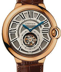 Cartier Ballon Bleu de Cartier Tourbillon