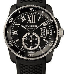 Cartier Calibre de Cartier  Diver watch, 42 mm