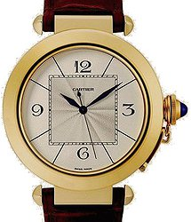 Cartier Calibre de Cartier  Pasha de Cartier 42 mm