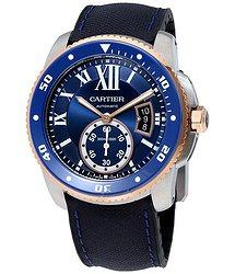 Cartier Calibre De Diver Automatic Men's Watch