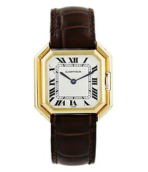 Cartier Ceinture Automatic White Dial Ladies Watch