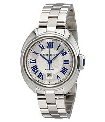 Cartier Cle Automatic Ladies Watch