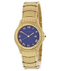Cartier Cougar Quartz Blue Dial Men's Watch