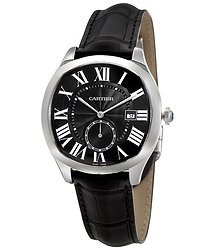 Cartier Drive Automatic Grey Dial Men's Watch