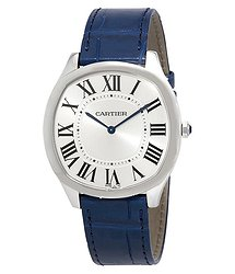 Cartier Drive de Cartier Extra-Flat Men's Hand Wound Watch