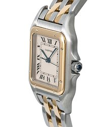 Cartier Panthere Beige Dial Ladies Watch