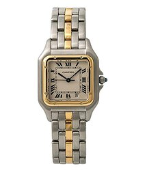 Cartier Panthere Beige Dial Unisex Watch