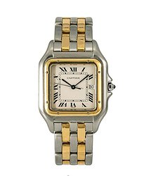 Cartier Panthere Jumbo Beige Dial Unisex Watch