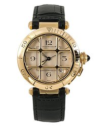 Cartier Pasha Beige Dial Unisex Watch