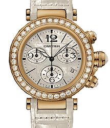 Cartier Pasha Seatimer Chronograph Lady