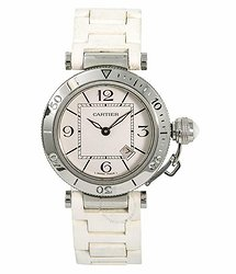 Cartier Pasha Seatimer Ladies Watch