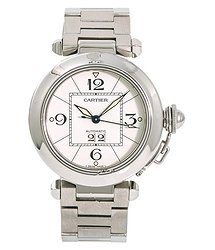 Cartier Pasha White Dial Ladies Watch