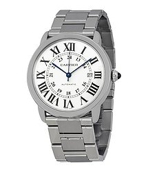 Cartier Ronde Solo Automatic Men's Watch