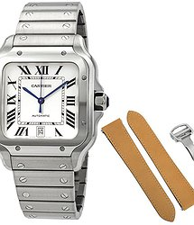 Cartier Santos De Large Automatic Men's Watch