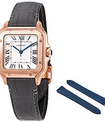 Cartier Santos de Medium Automatic Ladies Watch