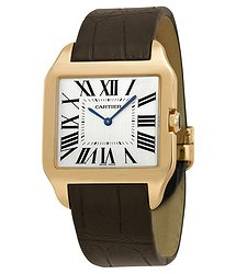 Cartier Santos-Dumont Rose Gold Men's Watch