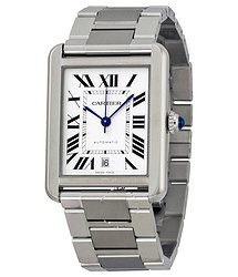 Cartier Tank Anglaise Automatic Men's Watch