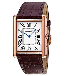 Cartier Tank Louis Hand Wind Men's Watch