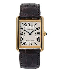 Cartier Tank Solo Quartz Unisex Watch