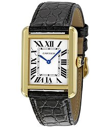 Cartier Tank Solo Small Ladies Watch