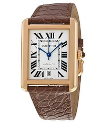 Cartier Tank Solo XL Automatic Men's Watch