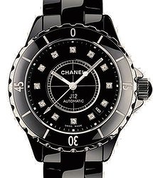 Chanel J12 Black Automatic