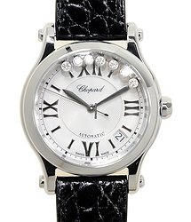 Chopard Happy Sport Stainless Steel Silver Automatic 278559-3001