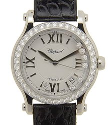 Chopard Happy Sport Stainless Steel Silver Automatic 278559-3003