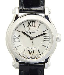 Chopard Happy Sport Stainless Steel Silver Automatic 278573-3001