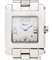 Chopard Happy Sport Stainless Steel White Quartz 278496-3001