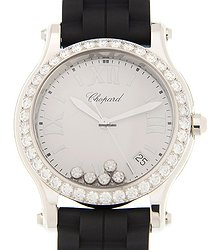 Chopard Happy Sport Stainless Steel White Quartz 278582-3003