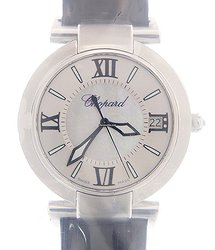 Chopard Imperiale Stainless Steel & Diamonds Silvery & White Automatic 388531-3009