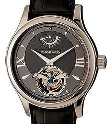 "Chopard L.U.C. 18K WG Tourbillon ""Steel-Wing"". 8 Day Power"