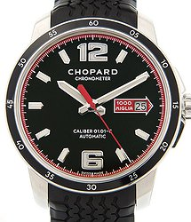 Chopard Mille Miglia Gt Xl Stainless Steel Black Automatic 168565-3001