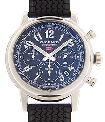 Chopard Mille Miglia Gt Xl Stainless Steel Black Automatic 168589-3002