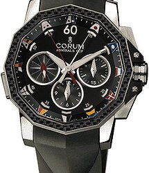 Corum Admiral`s Cup CHALLENGER CHRONO SPLIT-SECONDS 44
