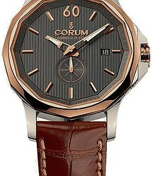 Corum Admiral`s Cup Legend 42 In Steel with Rose Gold