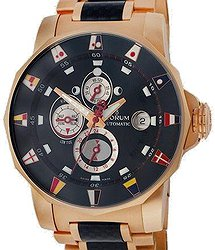 Corum Admiral`s Cup Rose Gold Watch