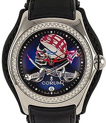 Corum Bubble XL Automatic 'Privateer' Pirate Swashbuckler Special Limited Edition