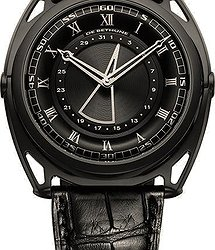 De Bethune 13 Titan Hawk All Black