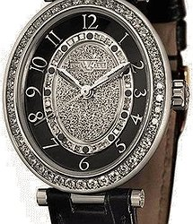 De Witt Ladies Alma Automatic White Gold and Diamonds