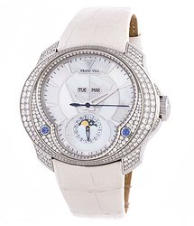 Franc Vila Diamonds Mother Of Pearl Stainless steel Women's FVT71