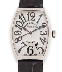 Franck Muller Cintree Curvex Stainless Steel Silver Automatic 5851 M Sc (AC)