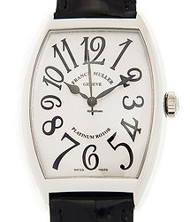Franck Muller Cintree Curvex Stainless Steel Silver Automatic 6850 B Sc (AC)