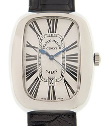 Franck Muller Galet Stainless Steel Silver Automatic 3000 H Sc Dt R (AC)