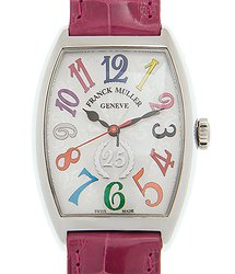 Franck Muller Geneve Stainless Steel Multi-color Automatic 2850 Sc At Fo Col Drm 25th Ltd (AC)