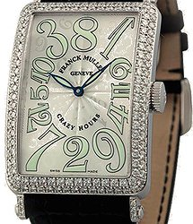 Franck Muller Long Island Crazy Hours